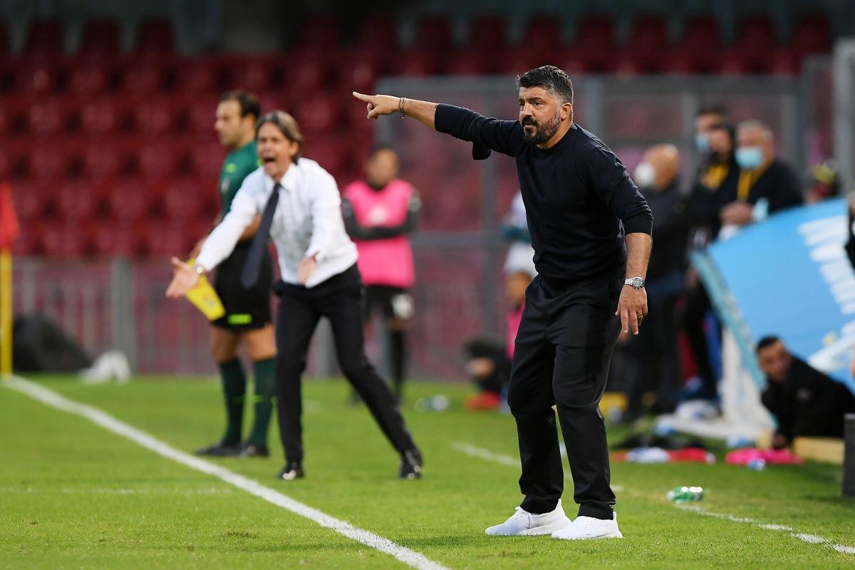 """Gattuso: """"Espero que el Juve-Napoli sejuegue"""""""