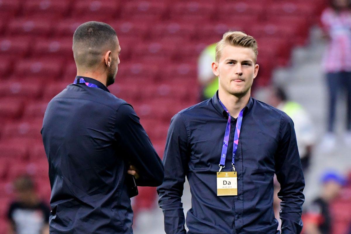 Sin Bonucci y Chiellini, la Juventus debe fiarse de la pareja del futuro: Demiral-DeLigt
