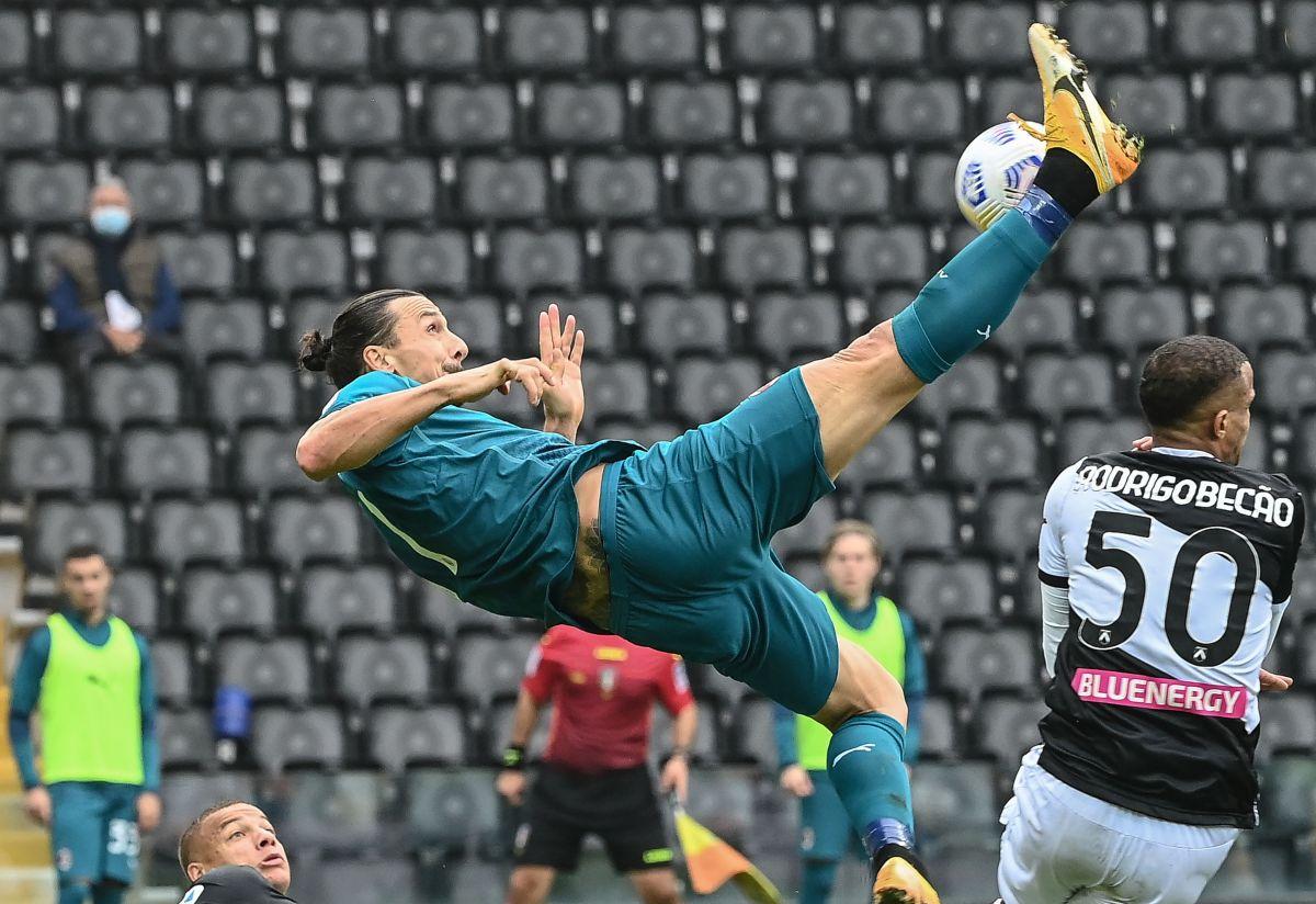 """Ibrahimovic (Milan): """"La presión para mí, los jóvenes solo tienen quetrabajar"""""""